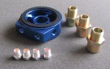 Ölfilter Öl Filter Adapter für Öldruck & Öltemperatur Instrumente Geber TOP NEU
