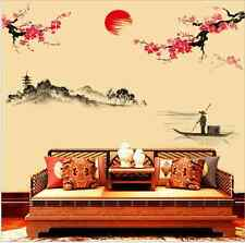 Beautiful Scenery Vinyl Wall Stickers Home Art Decal Room Removable Decor Mural