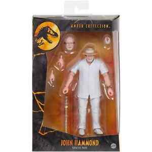 *Pre-Order* Mattel Jurassic World Amber Collection John Hammond