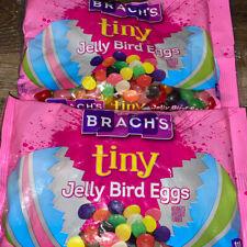 Brach's ~ Tiny Jelly Beans Bird Eggs Easter 2-Bags 12 oz. Expires 07/2022