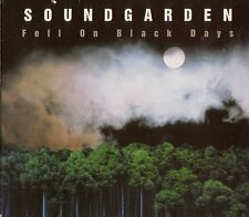 SOUNDGARDEN - Fell on black days 4TR CDM / Special plastic case 1995 ROCK