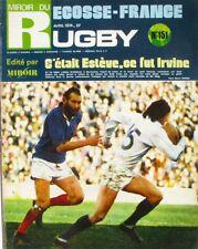Miroir du Rugby n°151 - 1974 - Michel Droitecourt - Revailler et Gallac -