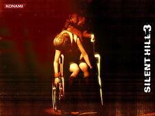 "ken 010 Silent Hill - dark evil head homecoming Hot TV Game 19""x14"" Poster"