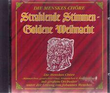 CD Die Menskes Chöre - Strahlende Stimmen - Goldene Weihnacht