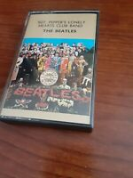 THE BEATLES -- SGT. Pepper's LONELY Hearts CLUB Band -- Cassette