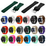 22mm Silicone Bracelet Strap Watch Band For Samsung Gear S3 Frontier Accessories