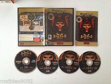 Diablo 2 Gold edition ( + addon Lord of Destruction) RPG BLIZZARD PC/MAC FR