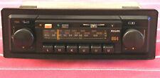 Oldtimer Autoradio Philips Tourismo Stereo 884 Info BJ. 1979