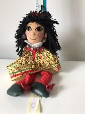 Rosie and Jim Hand Puppet Ragdoll Limited Toy Plush Soft Doll