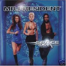 "Mr.President ""Space Gate"" CD Neu"