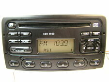 1999-2004 FORD FOCUS  RADIO CD PLAYER  CDR 4600  OEM PART