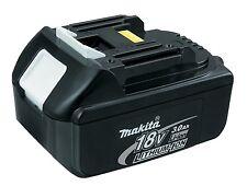 Batteria Trapano Makita bl1830 18 V 3.0 Ah al litio originale Bhp Bdf Bga bhr
