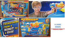 Viñeta Blaster Robot con 14 balas suaves-arietes Transformando Robot a Pistola!!!