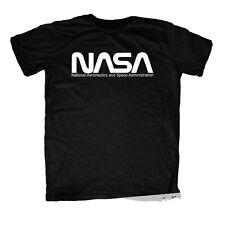 Nasa logo T Shirt Gr. M , schwarz