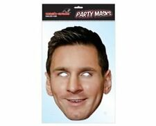 Lionel Messi Official Celebrity Face Mask NEW