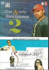 ONE AND ONLY HIMESH RESHAMMIYA 2 - NEW BOLLYWOOD SONG DVD - FREE UK POST