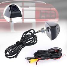 Black 170 DG Anti Fog Waterproof Backup Night Vision Car Rear View Camera Kit KJ
