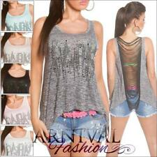 Polyester Textured Sleeve Casual Tops & Blouses for Women