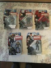 Marvel Universe Lot of 5 Mysterio, Red Hulk, Nova, Alpha Flight, Black Knight