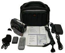New ListingCanon 200x Digital Zoom Dvd Camcorder Dc330 Bundle