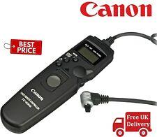 Control Remoto Temporizador Canon TC-80N3 EOS (Reino Unido stock)