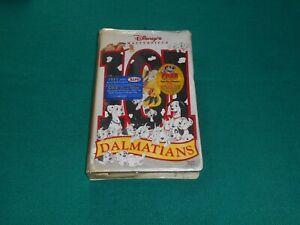 101 Dalmatians  (Walt Disney)  VHS [Edizione: USA] (leggi dettagli)