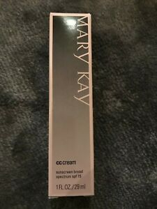 Mary Kay CC Cream - Light to Medium SPF 15