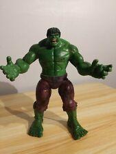 Marvel Legends Face Off Series 1 Hulk Yelling vs. Leader Action Figure Toy Biz