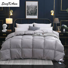 Goose/Duck Down Quilt Duvets High-end comfortable home Comforters King  Size