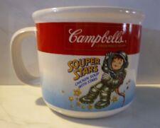 Campbell's Soup Souper Star Mug- Boy Astronaut - 1990
