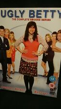 Ugly Betty - Series 2 - Complete (DVD,2008, 5-Disc Set,Box set) Vanessa Williams