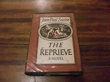The Reprieve by Jean-Paul Sartre and Eric Sutton (1947, Hardback)