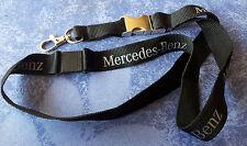 MERCEDES Benz Portachiavi Keyholder Lanyard LOGO NUOVO + ORIGINALE AIA 2013