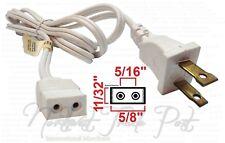 Power Cord for GE General Electric Slicing Knife Cat No EK-15 D3EK15 D4EK15 EK-7