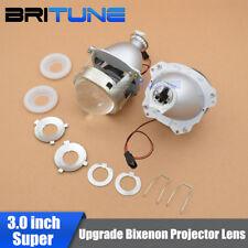 3.0'' Upgrade Super Headlight HID Bi-xenon Projector Lens H1 H4 H7 Retrofit DIY