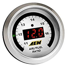 AEM Digital Wideband UEGO Gauge w/o Sensor aem30-4110NS