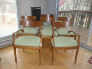 Brown Modern Chairs Antique Furniture For Sale Ebay