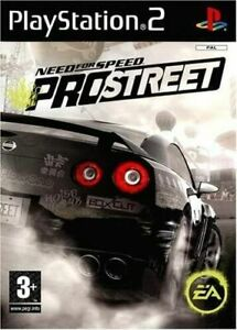 Need for Speed: Pro Street PS2 Playstation 2 [New & Sealed] PL & H
