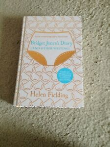 HELEN FIELDING: BRIDGET JONES'S DIARY AND OTHER WRITING SIGNED UK FIRST EDITION