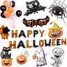 Halloween bat Balloon Cat Pumpkin Balloons Halloween Party Decoration Supplies