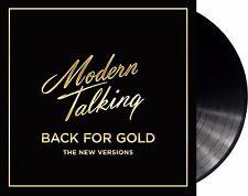 "Modern Talking ""back for gold"" Best Of New Versions lim. Vinyl LP NEU Album 2017"