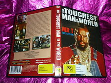 THE TOUGHEST MAN IN THE WORLD (DVD, PG)