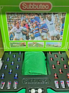 Subbuteo 60140 Hasbro Based Complete Box Set