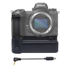 Mcoplus BG-Z6 Z7 Vertical Battery Grip Pack for Nikon Z6 Z7 Mirrorless Camera