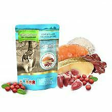 Natures Menu Chicken  Salmon and Cod for Senior Cats - 100g - 334958