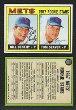 LOT of 25 REPRINT 1967 Topps #581 TOM SEAVER Rookie Card Mets