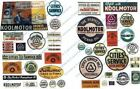 JL INNOVATIVE HO 1930-50'S VINTAGE GAS STATION SIGNS CITIES SERVICE (42) | 234