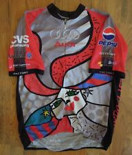 Pactimo Audi Hearst Castle Full Zip Cycling Jersey-Romero-2XL Best Buddies