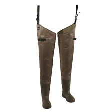 Allen Company 11760 Black River Bootfoot Hunting & Fishing Hip Waders, Size 10