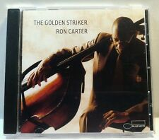 The Golden Striker by Ron Carter (Bass) (CD, Aug-2003, Blue Note (Label)(cd6349)
